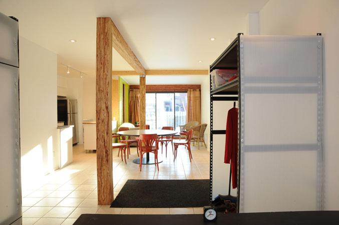 Appartement Loft Meublé Et équipé à Louer   Montréal   Sud Ouest    Saint Henri   Logement à Louer